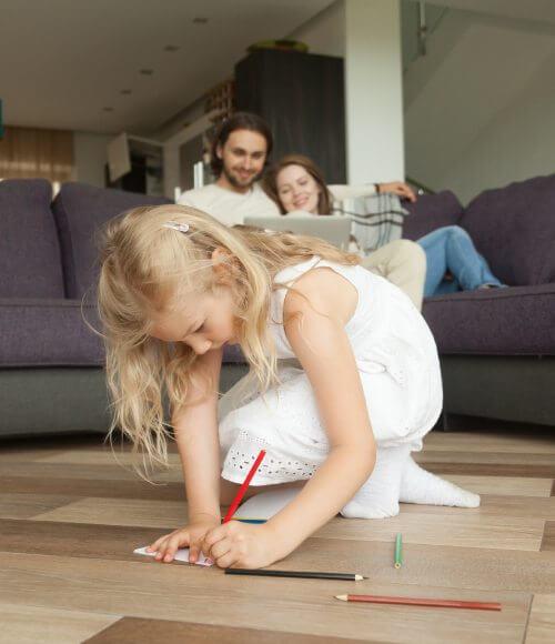 Podlahové kúrenie svojpomocne v spolupráci so SISEP - PVP