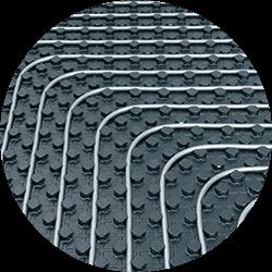 Podlahové vykurovanie Viessmann