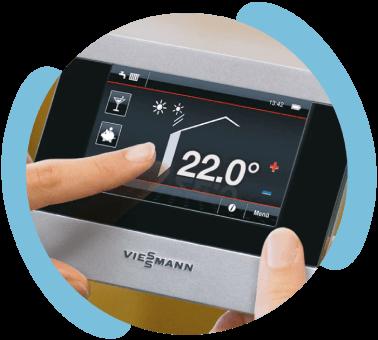 Regulácia teploty v domácnosti cez mobil