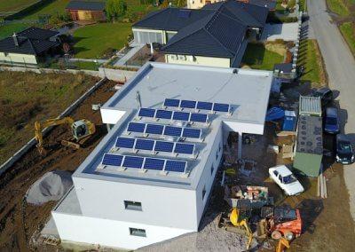 Rodinný dom a fotovoltaika