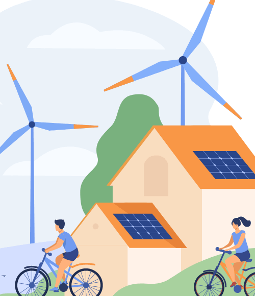 Zelená domácnostiam