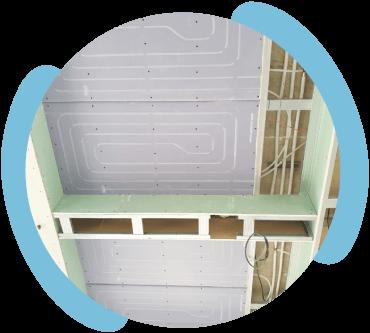 Výhody stropného chladenia